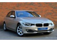 2012 BMW 3 Series 2.0 316d ES (s/s) 4dr Saloon Diesel Manual