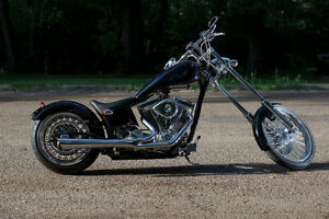 Super cool chopper