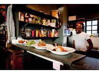 'Street Food' Style Chef wanted for a lively pub in Camberwell serving a split Vegan/meat menu
