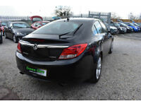 Vauxhall Insignia 1.6i 16v SRI TURBO BLACK 2010 MODEL +RARE TURBO EDITION+