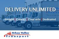 *Courier/3 Ton/ 5 Ton/ Required*
