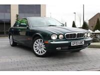 2003 03 JAGUAR XJ 4.2 V8 SE 4D AUTO 292 BHP