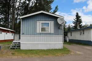 Mobile Home For Sale in Houston BC