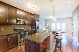 Griesbach - Beautiful 3 Storey Townhouse full of Upgrades!