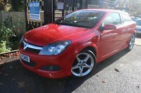 Vauxhall Astra 1.6 SXI 3 Door Red Big Wheels Full Service History Long MOT Finan
