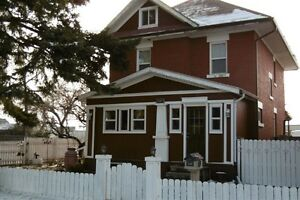 Beautiful character home in Melfort!