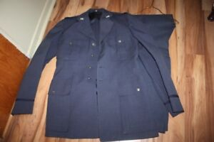 uniforme militaire officier us air force 1957