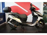 2015 15 SINNIS SHUTTLE 125, BLACK