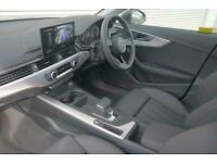 2020 Audi A4 DIESEL SALOON 30 TDI Sport 4dr S Tronic Auto Saloon Diesel Automati