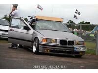 Modified BMW E36