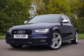 2013 Audi S4 3.0 TFSI V6 Black Edition Saloon 4dr Petrol S Tronic Quattro