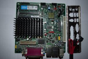 Intel Motherboard & CPU Combo Mini-ITX Atom D2700MUD and 4GB RAM