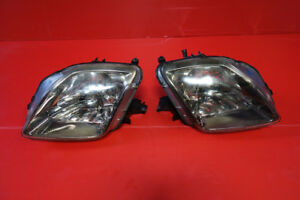 JDM Honda Prelude BB6 OEM Headlights Lamps 1997-2001