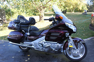 2008 goldwing with low low miles