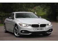 2014 BMW 4 SERIES 420D SPORT COUPE DIESEL