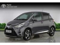 2020 Toyota YARIS HYBRID 1.5 VVT-i Excel Auto Hatchback P/Electric Automatic
