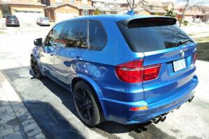 2010 BMW X5M 555 HP