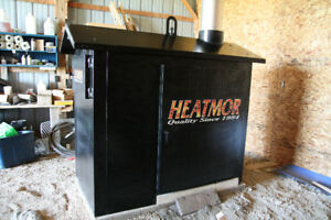 2014 Heatmor 200SSP Outdoor Wood Pellet Stove