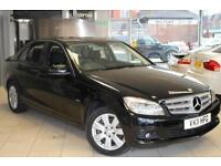 2011 11 MERCEDES-BENZ C CLASS 2.1 C220 CDI EXECUTIVE SE 4D 170 BHP DIESEL