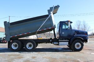 1999 Volvo Tandem Dump Truck - Clean & Well-Maintained