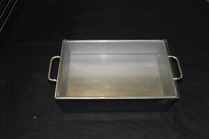 Hot/cold serving pan with insert Moose Jaw Regina Area image 3