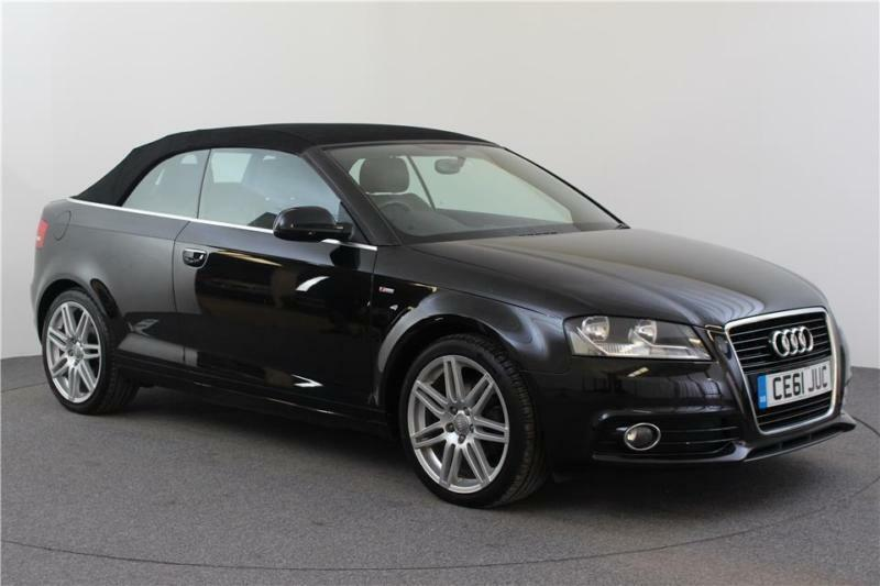 2011 audi a3 cabriolet 2 0 tdi s line 2d 138 bhp 30 road tax in oldham manchester gumtree. Black Bedroom Furniture Sets. Home Design Ideas