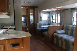 Jayco 27.7 Eagle 5th wheel