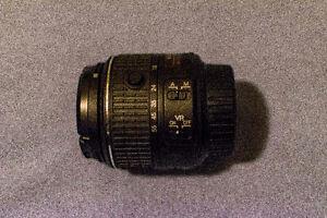 Nikon 18-55mm 1:3.5-5.6 G II lens
