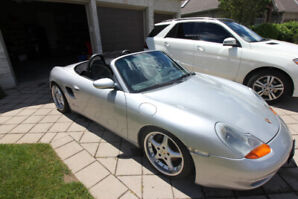 ~Beautiful~1999 Porsche Boxster Convertible