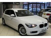 2013 13 BMW 1 SERIES 1.6 116D EFFICIENTDYNAMICS 5D 114 BHP DIESEL