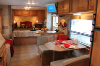 Travel Trailer and Tent Trailer Rentals!