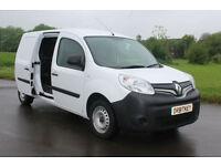 Renault Kangoo Maxi 1.5dCi Phase II LL21 90 Maxi Energy Diesel Van £6895 + Vat