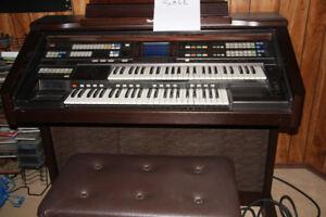 Technics SXGA3 organ