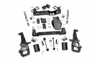 "Rough Country 4"",5"",6"" Lift kits for Dodge Ram 1500 06-16 London Ontario image 7"
