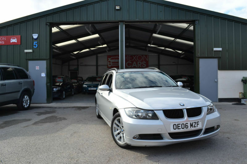 2006 BMW 320 2.0TD DIESEL MANUAL Touring