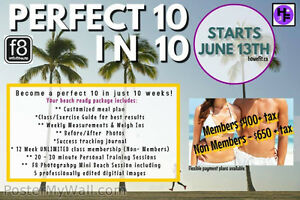 Need that beach body? Us personal trainers are here to help!