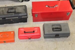 VARIOUS TOOLBOXES