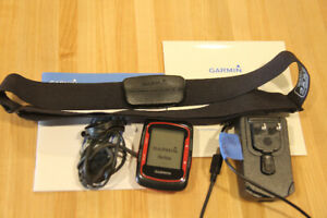 Garmin cycling computer