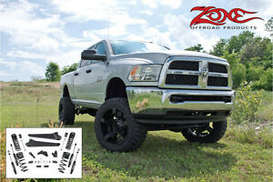 Zone Offroad - Suspension Lift Kit 6.5'' Ram 2500 14-17 DIESEL