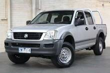 2005 Holden Rodeo Dual Fuel LPG Injected Gas Heidelberg Banyule Area Preview