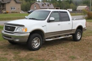 2003 Ford F150 SuperCrew King  Ranch Camionnette