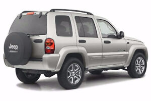 2003 Jeep Liberty Limited SUV, Crossover 4x4 - SAFETIED