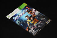 XBOX 360-DEAD RISING 2-MANUAL ONLY (COMPLETE YOUR GAME)