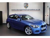 2014 14 BMW 1 SERIES 2.0 116D M SPORT 3DR 114 BHP DIESEL
