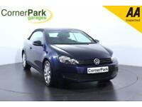2013 VOLKSWAGEN GOLF SE TDI BLUEMOTION TECHNOLOGY CONVERTIBLE DIESEL