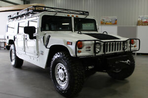 2002 Hummer H1 Only 52,115 km!