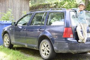 2003 Volkswagen Jetta Familiale - négo