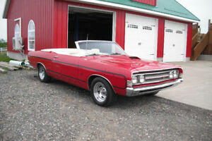 1969 Ford Grand Torino GT Convertible