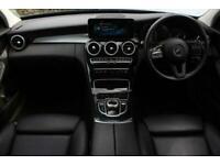 2018 Mercedes-Benz C Class C200 SE 4dr 9G-Tronic Auto Saloon Petrol Automatic