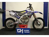 2017 YAMAHA YZF250 | FULLY REBUILT | 47 HOURS | FULLY SERVICED | YZ250F